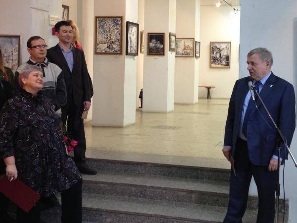 Выставка к юбилею Победы в Великой Отечественной войне