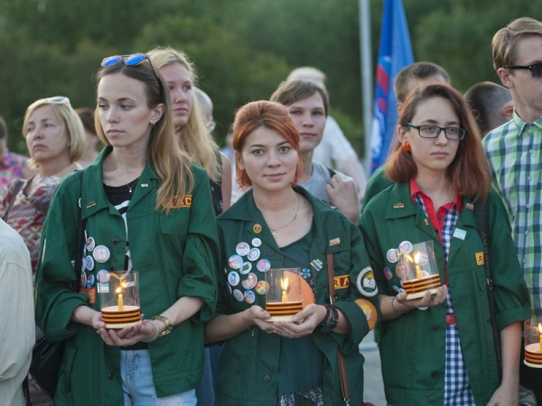 ВВоронеже сразмахом отметят День русских студенческих отрядов