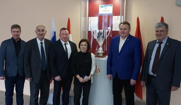 Пермский край и«Всероссийская федерация школьного спорта» подписали соглашение осотрудничестве